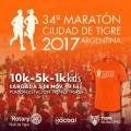 Flyer 34º Maratón